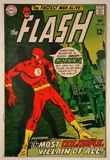 The Flash #188 (1969) VF! Awesome Green Cover Colors! HIGH GRADE!