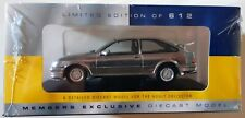 Corgi LCC 32 VA11703 Ford Sierra RS Cosworth Vanguards Collector 1:43 Chrome NEW