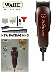 Wahl Professional Balding Hair Clippers 5 Star Series Skin & Bald Fading Corded