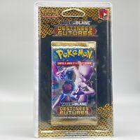 Booster Blister Mewtwo - Destinées Futures - FR - Pokemon - SEALED - Noir Blanc
