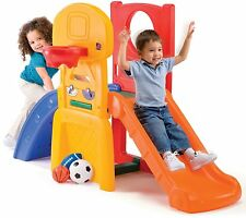 Little Tikes Climber Outdoor Indoor Slide Play Kids Toddler Set Gym Step 2 Toy