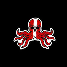 (Pack of 3) Scuba Diving Skull Squid 200-115