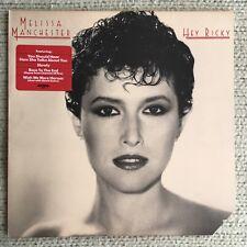 "Melissa Manchester Hey Ricky 12"" PROMO Vinyl Record Album 1982 Excellent"