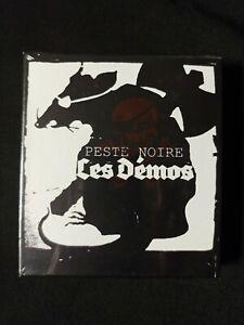Peste Noire – Les Démos CD Boxset Brand New SEALED RARE OOP