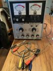 sencore sg165 am fm stereo analyzer with probes and service manual