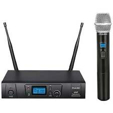 Pulse UHF Wireless Handheld Microphone System - 863-865MHz
