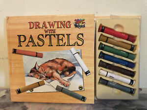 ART TRICKS DRAWING WITH PASTELS TOP THAT KIDS WITH PRACTICE SKETCH PAD NEW