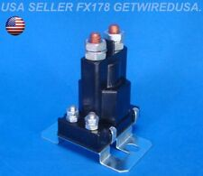 Power Relay/Battery Isolator