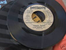 "7""  PROMO SMALL FACES LAZY SUNDAY-ROLLIN'FACES VG+"