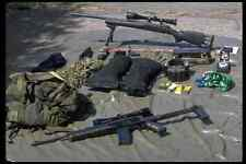 428006 Sniper Gear A4 Photo Print