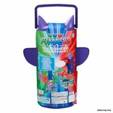 PJ Masks ~ sede Deluxe Pasta Set ~ Inc 4 vasche impasto e accessori