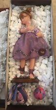 Christine et Cecile Lola Porcelain Doll Mundia Rêve de Porcelaine