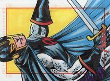 Marvel Greatest Heroes 2012 - Color Sketch Card by Javier Gonzalez # 1