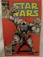 STAR WARS #77 Marvel Comics Group November 1983