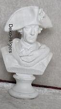 Friedrich der Große Büste Dekoration Figur Skulptur Der Alte Fritz  2032 Fa1