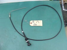 Arctic Cat Tigershark TS 98 tiger shark 640 choke cable knob pull 650 97? 99?