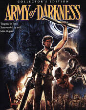 Army Of Darkness Collector's Edition Scream Factory (Blu Ray 3-Disc Set)