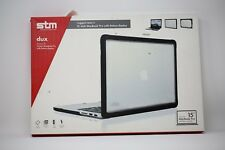 STM Rugged Case for 15 inch MacBook Pro With Retina Display Black