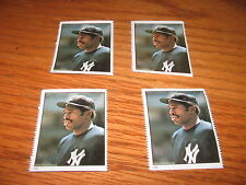 1981 Fleer Stamps Baseball Dave Winfield  #113- 8 Card lot