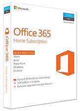 Microsoft 6gq-00173 - Office 365 Home Premium Polish 1 Year Subscription -...