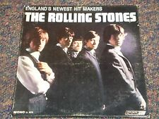 Rolling Stones ENGLAND'S NEWEST HIT MAKERS Vinyl London MONO Signature Wyman?