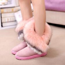 Women Winter BOOTS Fur Ladies Winter Shoes Ankle Boots Ladies Casual Shoes LOT