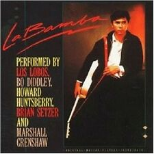 OST/LOS LOBOS/+ - LA BAMBA SOUNDTRACK 12 TRACKS CD NEU