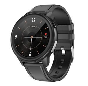 LOOKit FE10 schwarz Smart Watch Sport GPS Fitness Uhr Fitness Tracker