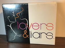 BRAND NEW SEALED !  Lovers & Liars Game - Adult Game   FREE SHIPPING !!