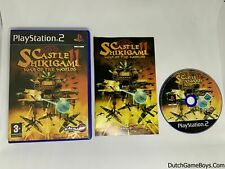 Castle Shikigami II - Playstation 2 - PS2