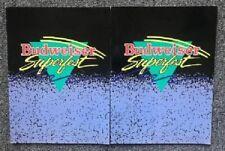 Budweiser Superfest Tour Book 1991 Whitney Houston LL Cool J Lot of 2