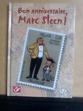 Bon anniversaire Marc Sleen ! - Album Timbres CBBD - 2002