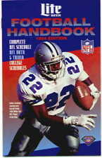 Emmitt Smith Cover - Football Handbook