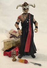 MOLA RAM Indiana Jones and the Temple of Doom hasbro Action Figure 2008 complete