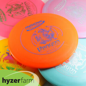 Innova DX DRAGON *choose your weight and color* Hyzer Farm disc golf driver