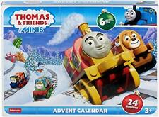 Thomas & Friends Fisher-Price MINIS Advent Calendar, 24 miniature Train Engines