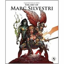 THE ART OF MARC SILVESTRI SOFTCOVER Top Cow Comics Collection