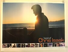 "CHRIS ISAAK Best Of 2006 Reprise 18""x24"" PROMO Poster RARE EXC VG COND"