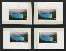 2008 AIRMAIL Sc C145 mint matched plate number singles