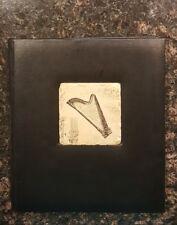 Stadio vertu: blank canvas art book with stone coaster (BRAND NEW)