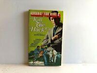 Adrano For Hire 2 Kill The Hack Michael Bradley Paperback PB Book Vintage
