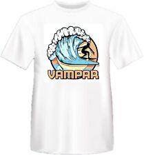 Vampar Clothing Co Totally 80's Surf T-Shirt