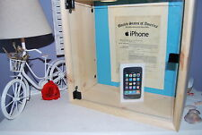 Apple iPhone 3GS NEW SEALED NUOVO 16 GB Collezione Bianco Generation Sigillato