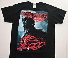 IMPERICON FESTIVALS METAL DEATHCORE MUSIC T Shirt (Graphic Tee) Black Lge Cotton