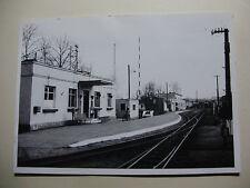 POL133 - WROCLAW SULMIERZYCE ZMIGROD Railway MILICZ STATION PHOTO Poland