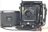 【MINT】 Horseman VH w/ Rodenstock APO Sironar-N135mm F5.6 Lens 8EXP Film Back JPN