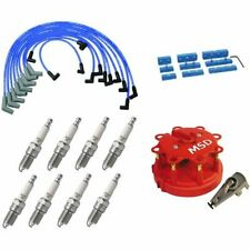 Ford Performance M12259-C301K Ignition Refresh Kit Fits 5.0/5.8L V8 Engines Blue