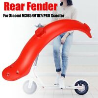 Rear Fender Mud Guard Electric Scooter Repair Parts For Xiaomi M365/ M187/ PRO