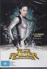 LARA CROFT TOMB RAIDER - THE CRADLE OF LIFE - Angelina Jolie -  DVD