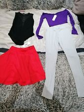 Bundle Joblot Of Ladies Clothing Size 8-10 With Tags KDK London Tease 4 Items